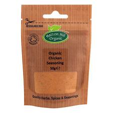 Organic Chicken Seasoning 50g Certified Organic