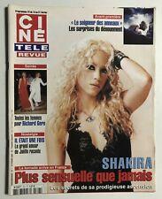►CINE REVUE 7/2003 - SHAKIRA - ALAN LADD - TONY CURTIS - KOOLEN - JOELLE - ABBA