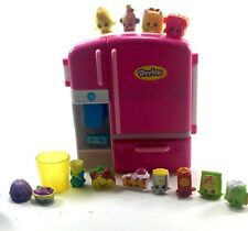 Mixed Shopkins Lot ~ Refrigerator / Fridge & Characters Foods