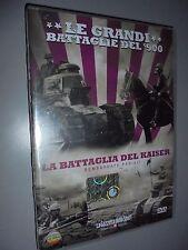 DVD N° 18 LE GRANDI BATTAGLIE DEL 900 LA BATTAGLIA DEL KAISER BOMBARDATE PARIGI
