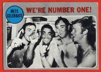1970 Topps #198 Nolan Ryan GOOD+ CREASE MARKED HOF New York Mets FREE SHIPPING