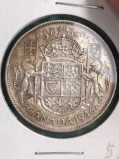 1946 50 CENTS HALF DOLLAR