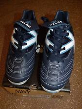 New Youth Soccer Cleats Kelme 55611, Rb-15 T Junior - Navy/Marino 107 Size 5.0