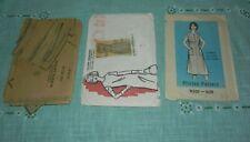 New ListingVintage Anne Adams? Mail Order Dress W/ Pockets Cut Sewing Pattern
