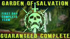 Garden of Salvation Destiny 2 [PC] Guarantee Complete [+ Challenge]