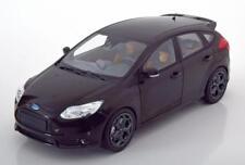 MINICHAMPS 2012 Ford Focus ST Black Metallic Color 1:18 LE 1002pcs
