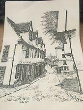 Norwich A4 prints
