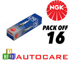 NGK GPL (GAS) CANDELA SET - 16 Pack-Part Number: LPG1 n. 1496 16pk