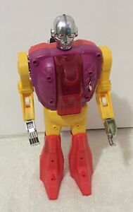 Micronauts Inter-Changeables Cosmobot With Working Motor