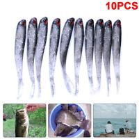 Soft Lure Jig Heads Bait 3pcs  MANN/'S 10cm CHEROKEE 2 Kopyto Shad Fishing Pike