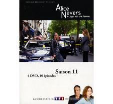 ALICE NEVERS, LE JUGE EST UNE FEMME S11 - 4 DVD