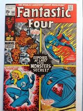 FANTASTIC FOUR #106 (Marvel 1971) HIGH GRADE Early Bronze Age! NM- FREE SHIPPING