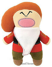 DISNEY STORE Snow White & 7 Dwarfs Pook-A-Looz GRUMPY Dwarf Plush toy Pookalooz