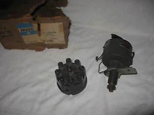 NOS Mopar 1950's Holley 8 Cylinder Distributor