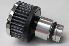LSX LS1/LS6/LS2/LS3/LS7 Billet Aluminum Valve Cover Oil Cap w/ Chrome Breather