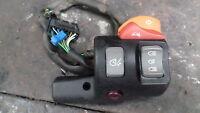 bmw r1150 rt LEFT switch combination block 61317709727 headlight screen horn