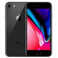 Apple iPhone 8 64GB Spacegrau Schwarz (Ohne Simlock) A1905 (GSM) - GUT