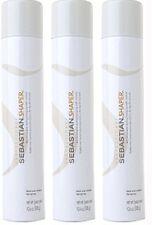 Sebastian Shaper Dry Brushable Hairspray 10.6 oz  PACK OF 3 ( dented)