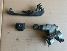 VW GOLF JETTA MK2 AUDI 80 90 IGNITION SWITCH STORAGE LOCK DOOR LOCK SET