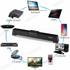 20W 52CM TV Speaker Soundbar Bluetooth Wireless Home Theater Sound Bar Speaker