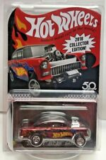 Hot Wheels 2018 K-Mart Mail In - '55 Chevy Bel-Air Gasser - Real Riders