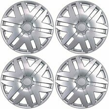 """Abs Plastic Toyota Sienna Hubcaps 16"""" Wheel Cover w/ Adjustable Retention Ring"""