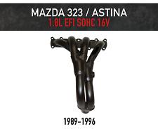 Headers / Extractors for Mazda 323 & Astina 1.8L EFI (1989-1996)
