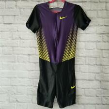 NIKE FIT DRY Elite Speedsuit XL - Skinsuit Unitard Track Field S/S Singlet