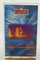 Carlton Cigarettes Album Cassette Tape-Classic Carols SEMA #S41-18827/1995