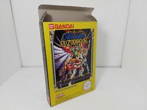 Les Chevaliers Du Zodiaque - PAL  - Nintendo  - NES - Only Box