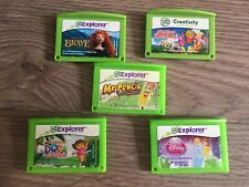 Leapfrog leappad 2,3 ultra xdi platinum Games bundle