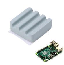 Ceramic Heat Sink Cooling Heatsink For Arduino Raspberry Pi 3 Adhesive Backing
