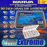 NARVA 57400 DEUTSCH CONNECTOR ASSORTMENT KIT, MALE & FEMALE CAR ELECTRICAL