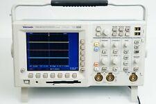 Tektronix TDS3012B 100MHz 2Ch Digital Oscilloscope w/Advanced Analysis Module