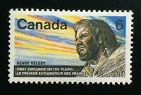 Canada #512 MNH, Henry Kelsey Stamp 1970