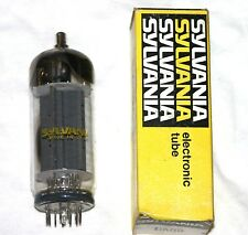 1 Sylvania 6KN6 Electronic Vacuum Tube in Box. NOS