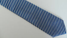 Paul Smith Blue Stripes Tie MADE IN ITALY