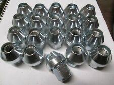 20 Alloy Wheel Vari-Nuts M12x1.5, Closed Head, 60 degree Taper,19mm Hex Socket