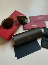 Lunettes Cartier homme/femme Or CT0230S