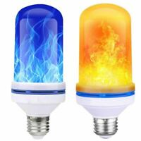 LED Flame Light Christmas Atmosphere Flame Light Bulb Four Gear With Gravity Ind