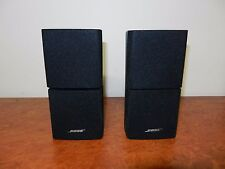 BOSE DOUBLE CUBE SPEAKERS x2 in Good Condition