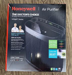 Honeywell InsightTM HPA5300B 500 Sq. Ft. HEPA Air Purifier