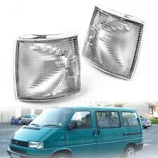 Front Corner Lights Turn Signal Indicator Lamps Fits VW Transporter T4 BJ/90-04#