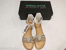 Kendall & Kylie Madden Girl Karrmaa shoes Sandals 8 1/2 W 8.5 Womens juniors ^^