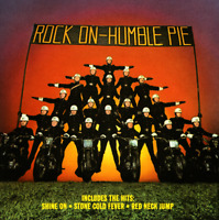 Humble Pie • Rock On CD 1971 A&M Records 2000  •• NEW ••