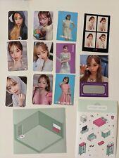 IZ*ONE IZONE Chaewon Oneiric Diary Cards & Stickers