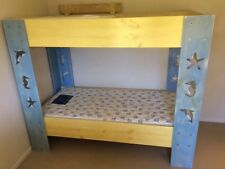 Adult Friendly Children's Wooden Bunk Bed Frame