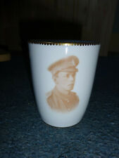 Royal Doulton China 1914 1st World War Beaker Of Young Soldier.