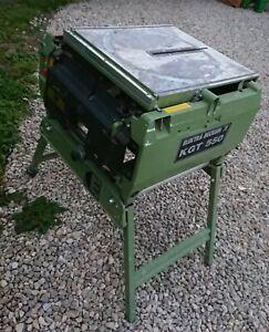 Tischkreissäge Elektra Beckum KGT 550