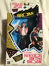 Vintage Rare! New Kids On The Block Jordan Collectible Action Figure 4.5""